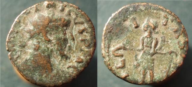 Maximiani Monetae Tetric10