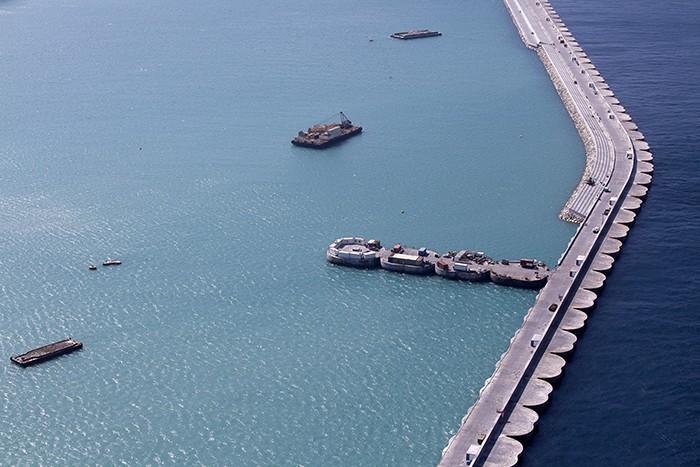 Port de Tanger Med II Mwa_3011