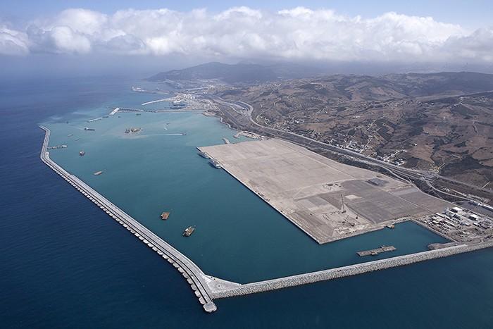 Port de Tanger Med II Mwa_3210