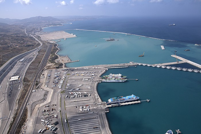 Port de Tanger Med II Mwa_3211