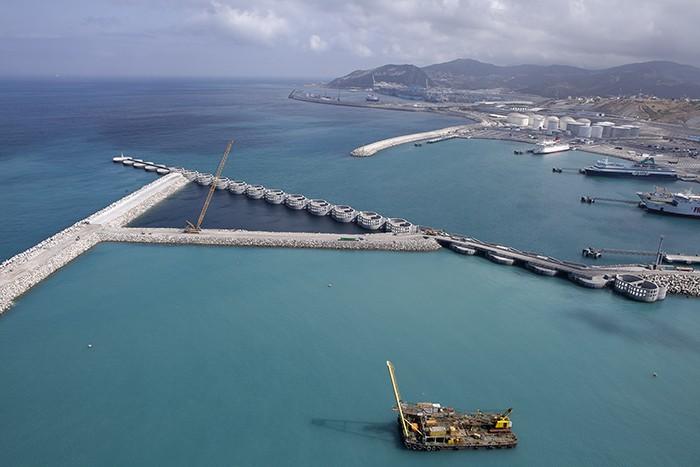 Port de Tanger Med II Mwa_3312