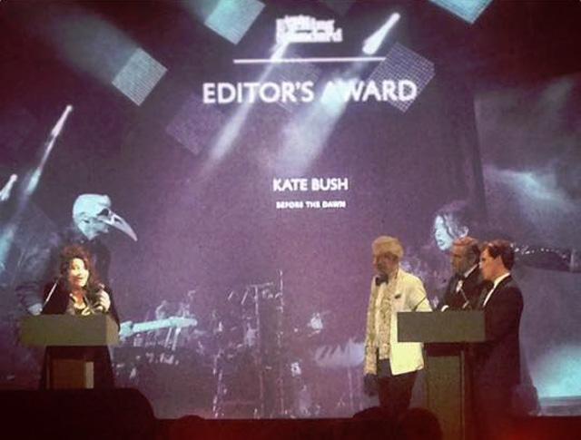 Kate récompensée pour Before The Dawn Kate-a12