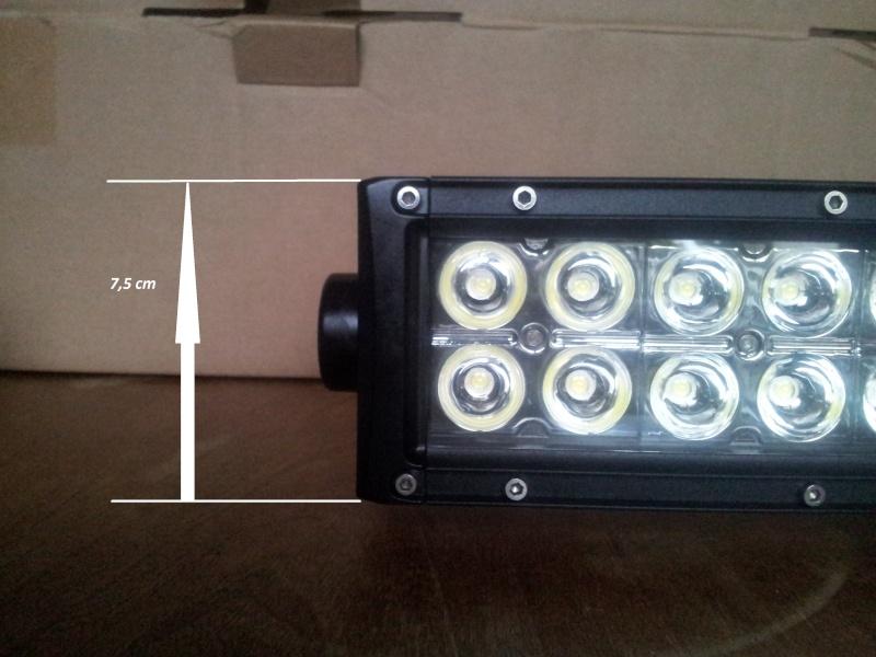spot et barres LED moitié prix 20141218