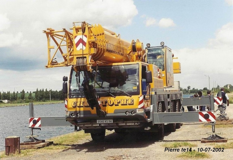 Les grues de CHRISTOPHE levage (France) - Page 3 2002-010