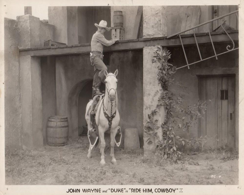 Ride Him, Cowboy - 1932 A_wayn29