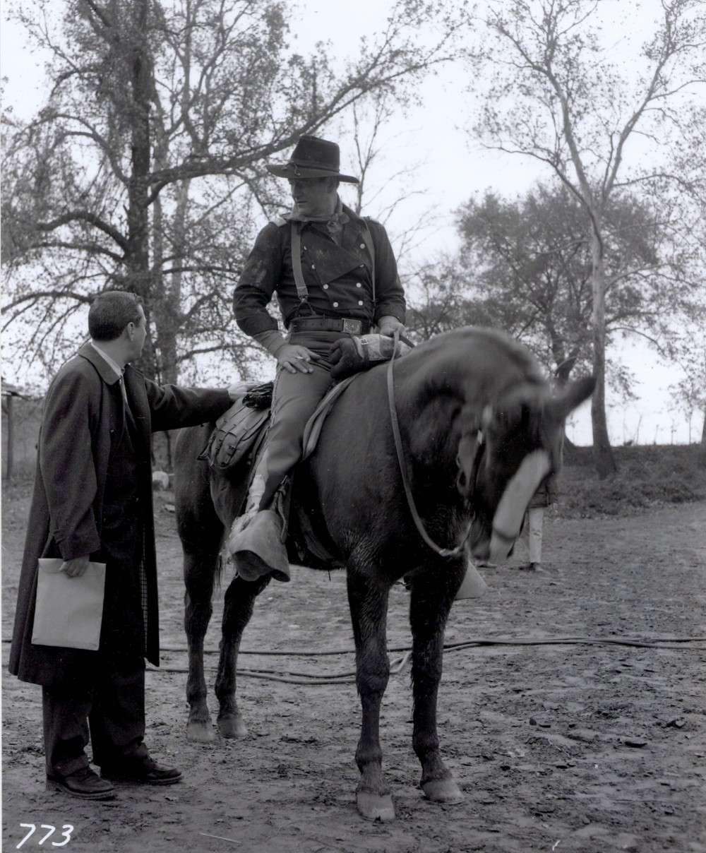 Les Cavaliers - The Horse Soldiers - 1959 - Page 3 Photo740