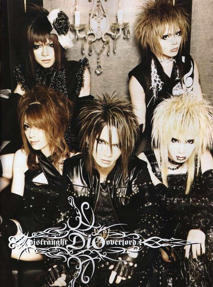 photo du groupe Dio_di10