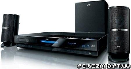 [TEK]JVC NX-BD3 entra na arena Blu-ray HTIB L10