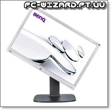 [TEK]BenQ apresenta monitores de alto contraste LCD Monito10