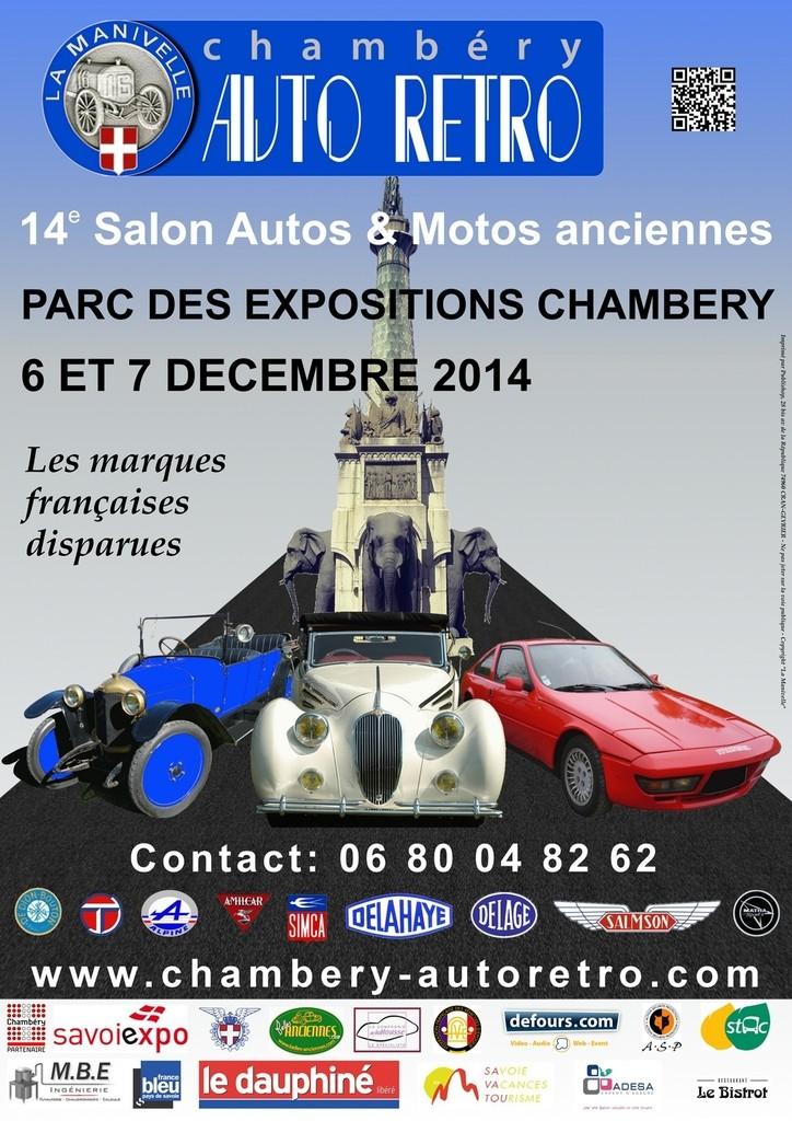 [73] 6/7 décembre 2014 chambéry auto rétro Salon_10