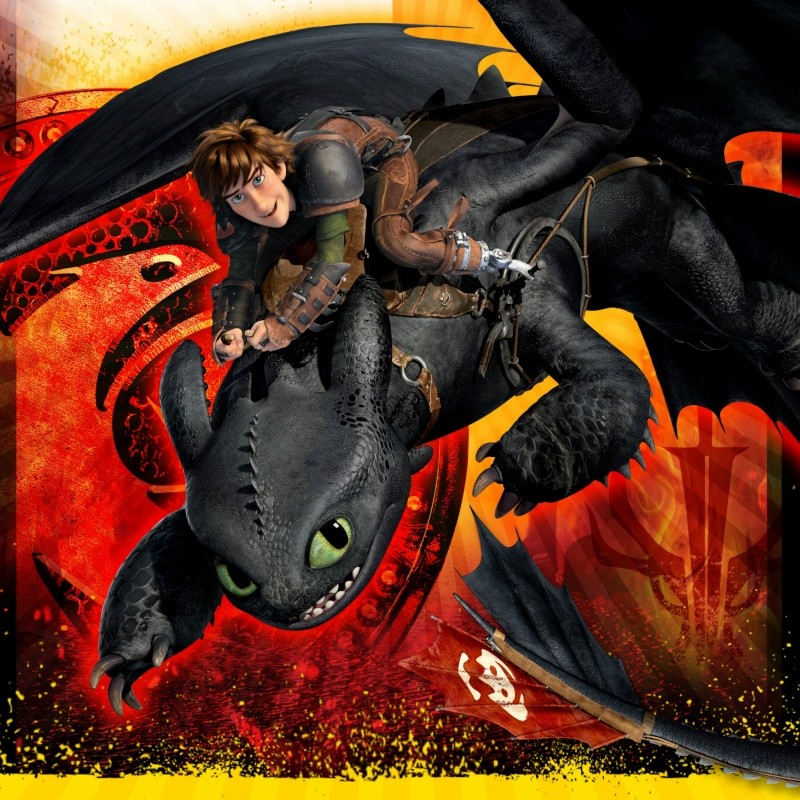 Dragons 2 [spoilers présents] DreamWorks (2014) - Page 5 How-to10