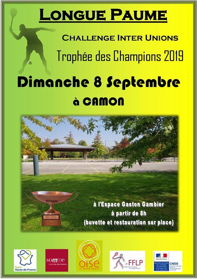 Trophées des champions 2019 (ex inter-Unions)  Affich10