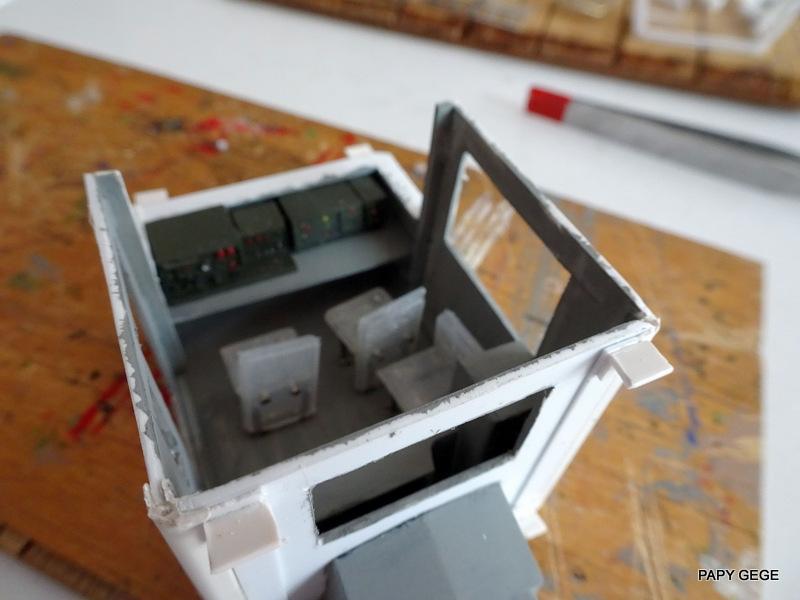 GBC 180 Tour de contrôle base Solido.  180tou43