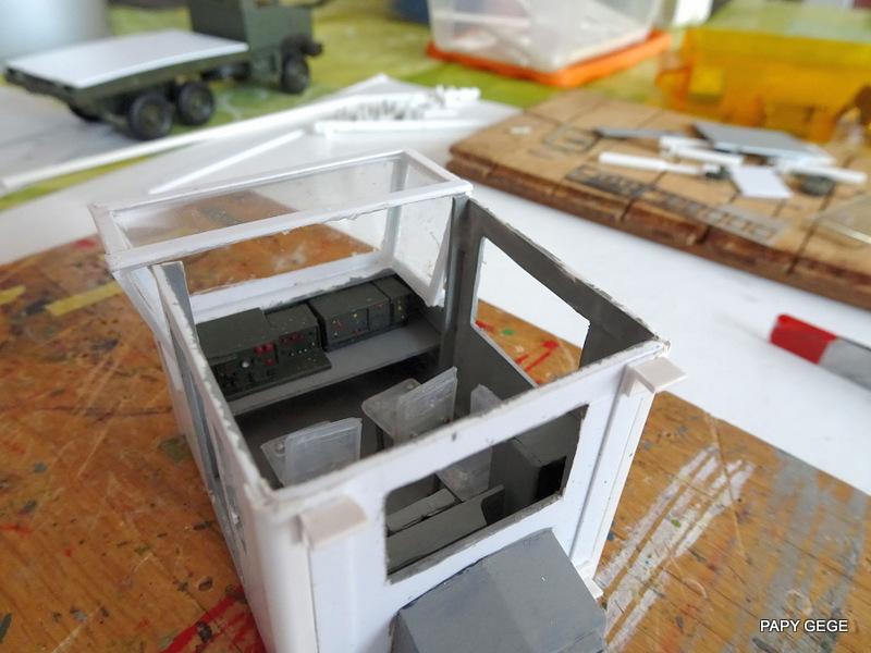 GBC 180 Tour de contrôle base Solido.  180tou45