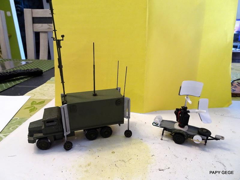 GBC 8KT station SPARTIATE base Solido 1/50 8kt_sp30