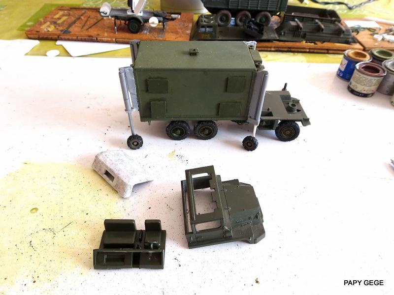 GBC 8KT station SPARTIATE base Solido 1/50 8kt_sp33