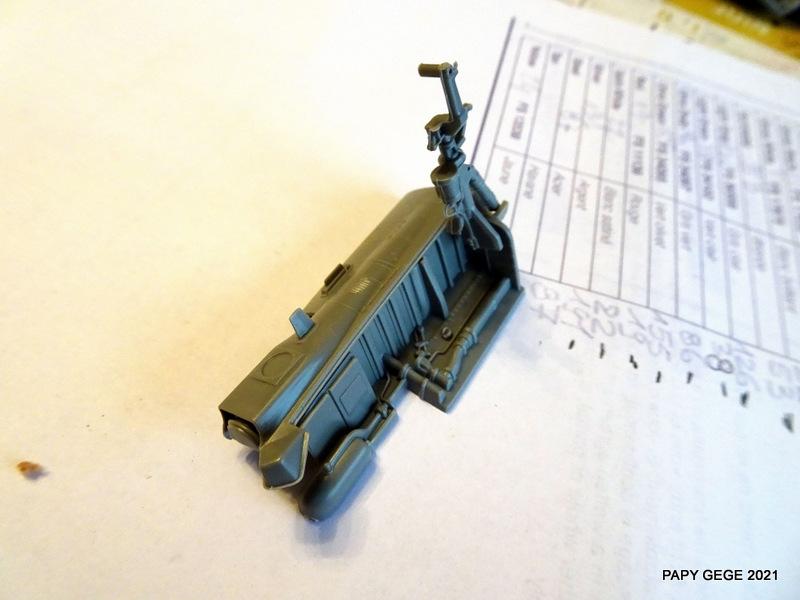 A 10 WARTHOG au 1/48 ( REVELL) A10-1710