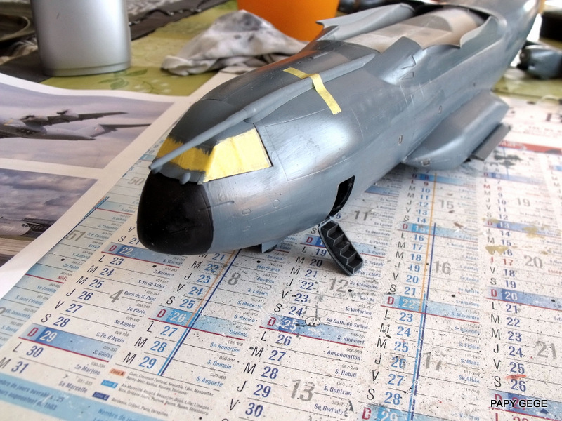 [ Revell ] A 400 M Grizzly au 1/72 - Page 3 A400m119