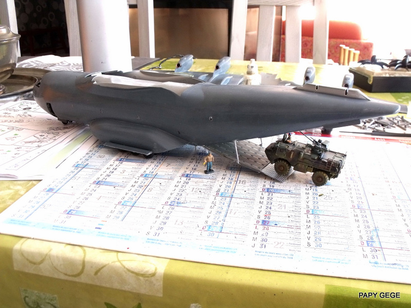 [ Revell ] A 400 M Grizzly au 1/72 - Page 3 A400m128