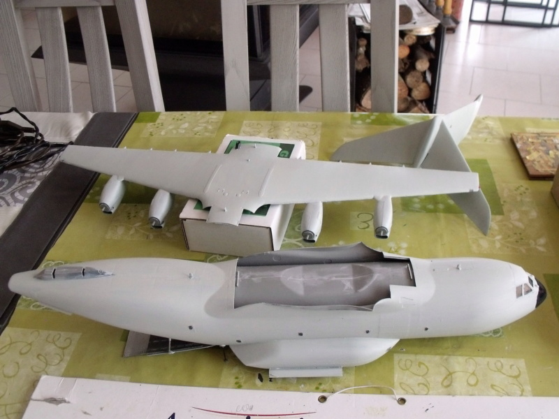 [ Revell ] A 400 M Grizzly au 1/72 - Page 3 A400m134
