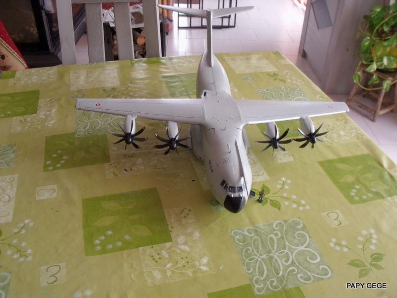 [ Revell ] A 400 M Grizzly au 1/72 - Page 3 A400m140