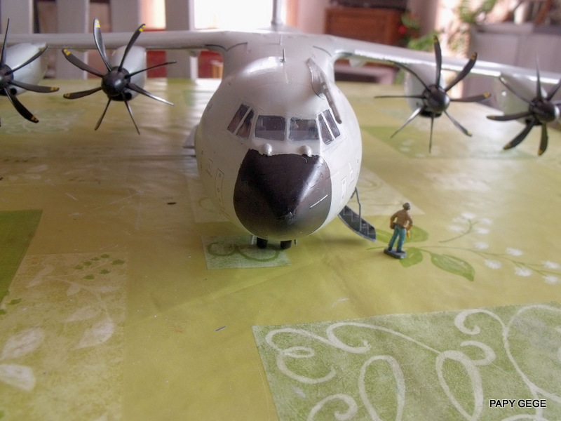 [ Revell ] A 400 M Grizzly au 1/72 - Page 3 A400m142