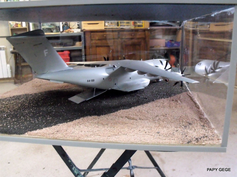 [ Revell ] A 400 M Grizzly au 1/72 - Page 3 A400m146