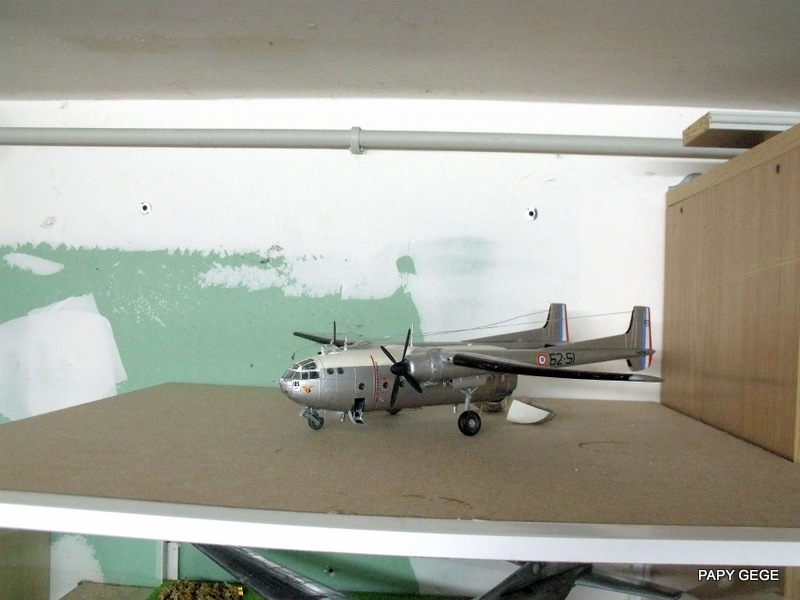 [ Revell ] A 400 M Grizzly au 1/72 - Page 3 A400m154
