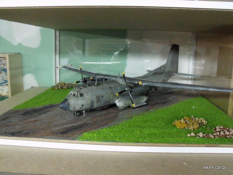 [ Revell ] A 400 M Grizzly au 1/72 - Page 3 A400m155