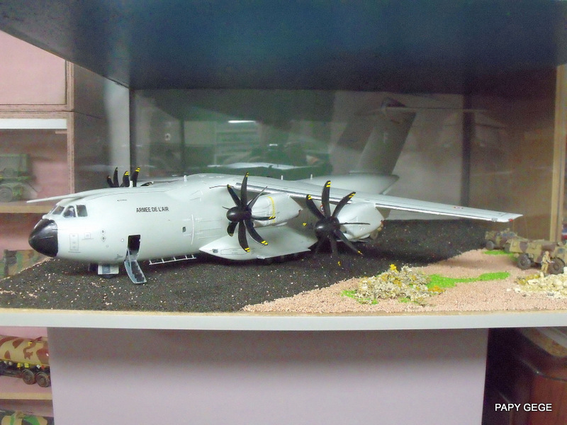 [ Revell ] A 400 M Grizzly au 1/72 - Page 4 A400m161