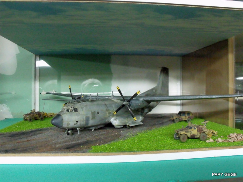 [ Revell ] A 400 M Grizzly au 1/72 - Page 4 A400m163