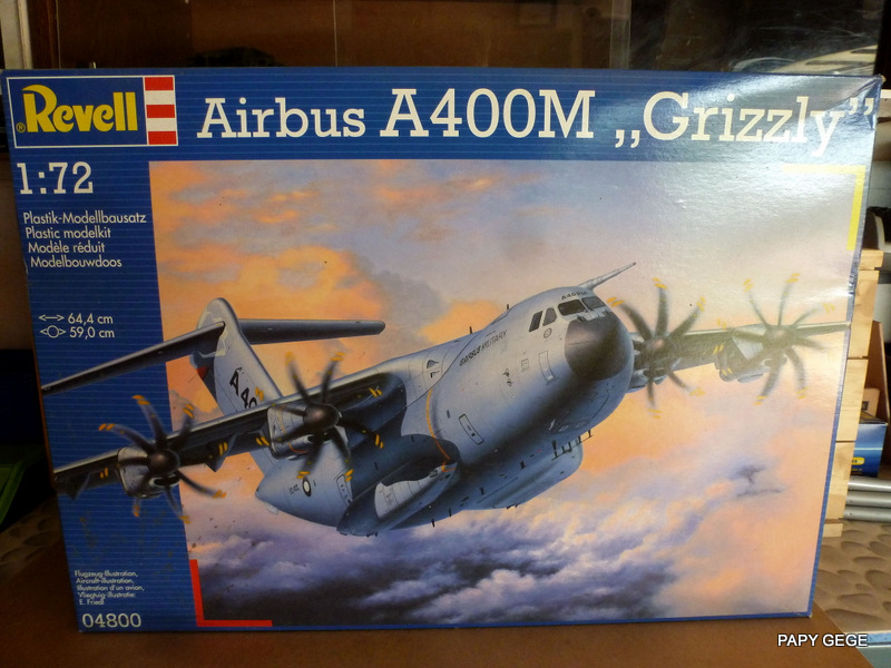 [ Revell ] A 400 M Grizzly au 1/72 A400m_10