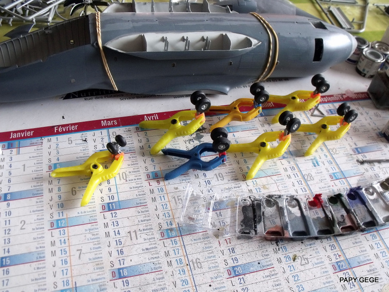 [ Revell ] A 400 M Grizzly au 1/72 - Page 3 A400m_99