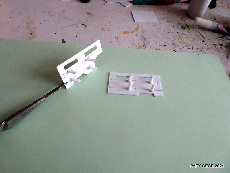 ACMAT VLRA TPK 4.25 AMBULANCE base Solido 1/50 Actola15