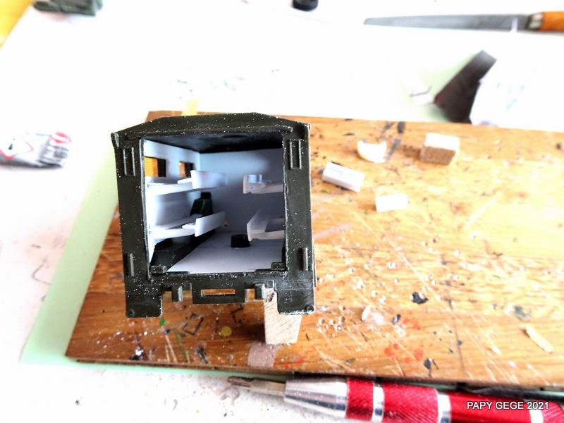 ACMAT VLRA TPK 4.25 AMBULANCE base Solido 1/50 Actola19
