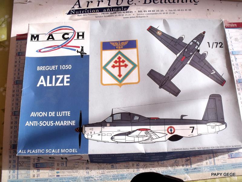 BREGUET 1050 ALIZE  AU 1/72  Alize_10