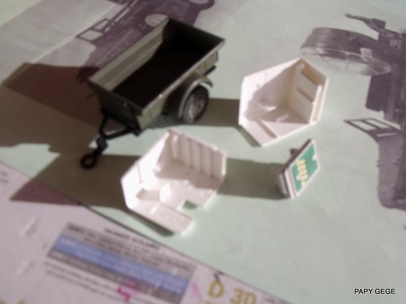 DODGE 6x6 WC 63 Projecteur base Solido Dod_pr20
