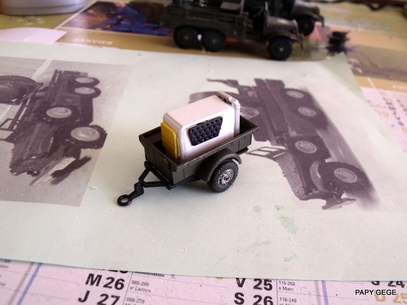 DODGE 6x6 WC 63 Projecteur base Solido Dod_pr23