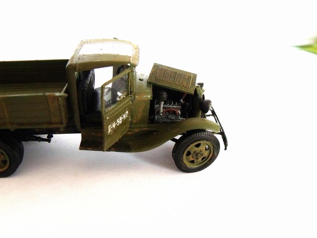 Truck GAZ MM au 1/48 de chez UM Gaz_mm13