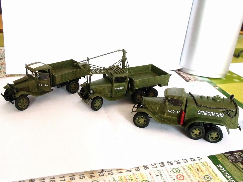 Truck GAZ MM au 1/48 de chez UM Gaz_mm14