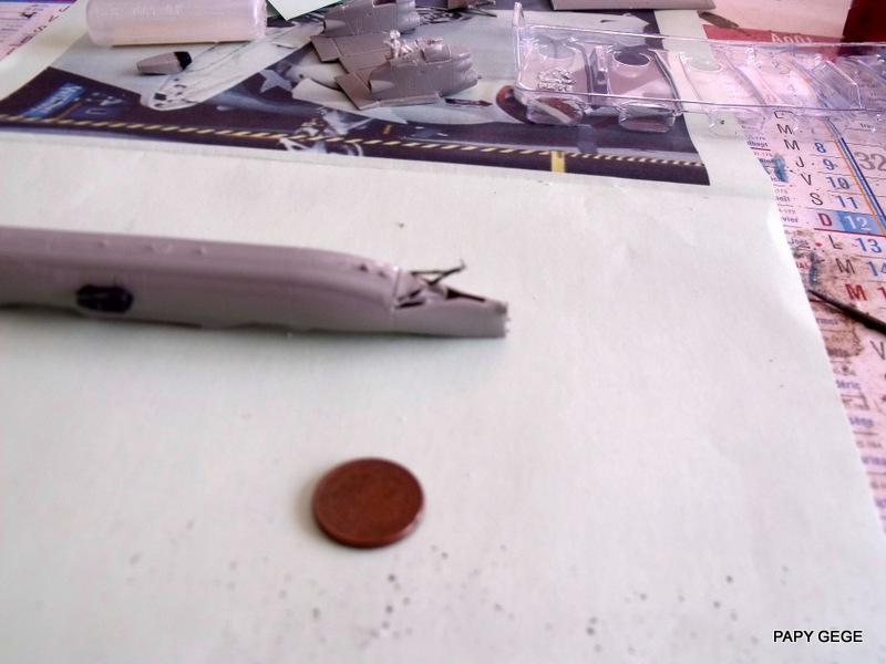 Grumman E-2C HAWKEYE au 1/144 REVELL Grumma22