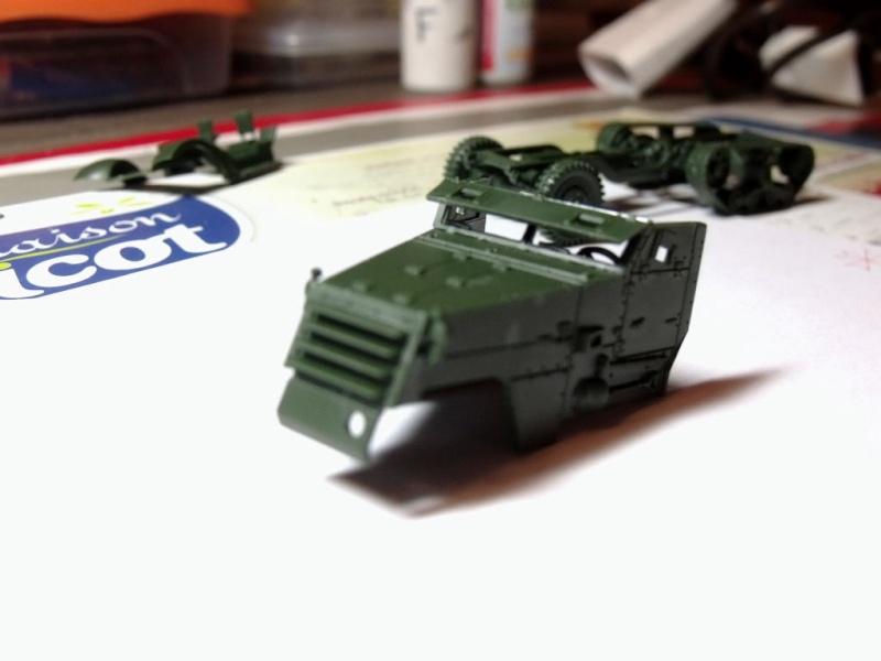 ACADEMY M3 HALFTRACK et 1/4 ton amphibian vehicule 1/72  Half_014