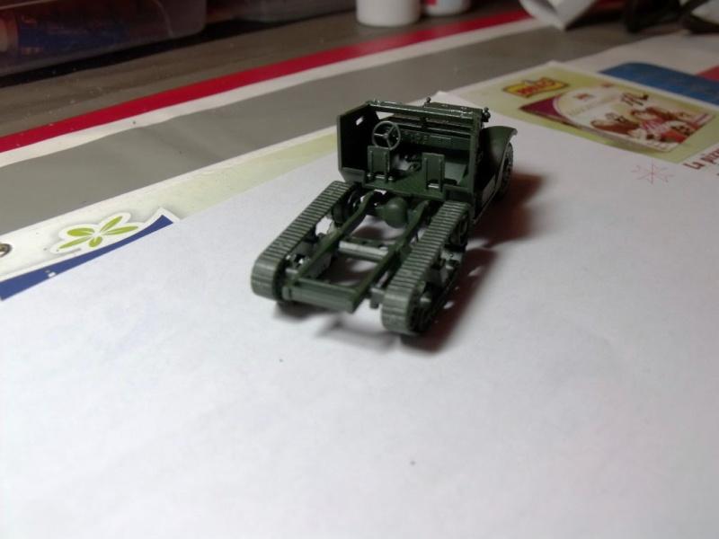 ACADEMY M3 HALFTRACK et 1/4 ton amphibian vehicule 1/72  Half_015