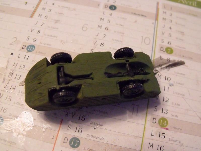ACADEMY M3 HALFTRACK et 1/4 ton amphibian vehicule 1/72  Half_113