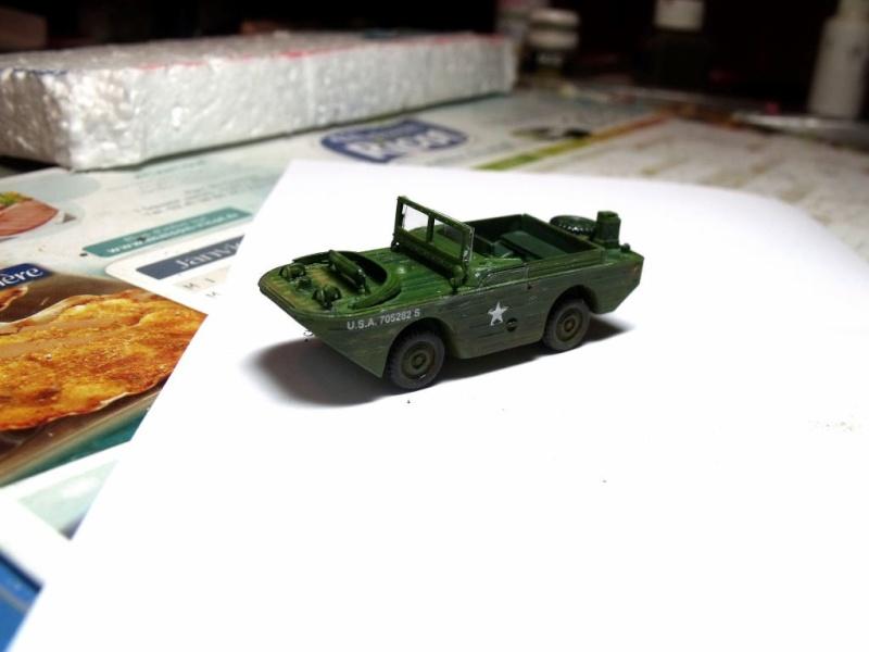 ACADEMY M3 HALFTRACK et 1/4 ton amphibian vehicule 1/72  Half_216
