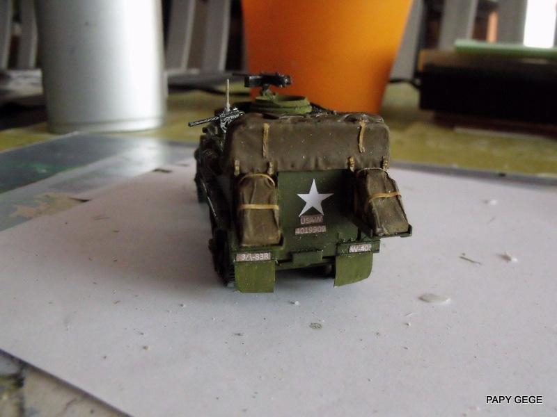 HALF-TRACK M3 TRANSPORT DE TROUPE au 1/50 + M3 AMBULANCE Half_t13