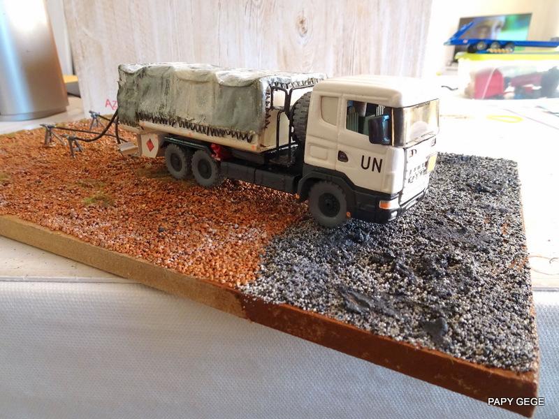 SCANIA ESSENCE ALAT AU 1/60 Scania57