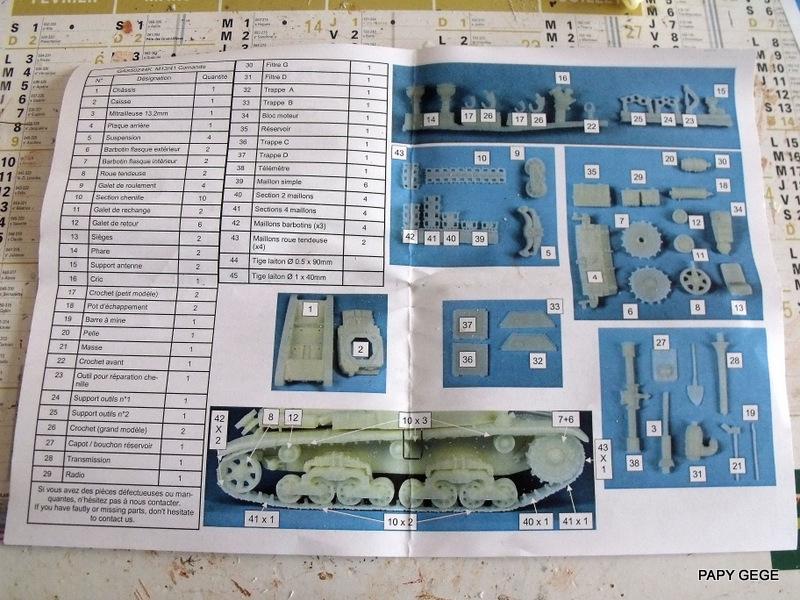 Carro Commando Semoventi M41 au 1/48 Serm4112