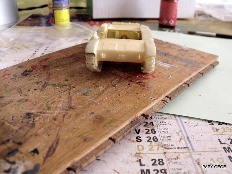 Carro Commando Semoventi M41 au 1/48 Serm4126