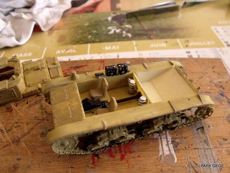Carro Commando Semoventi M41 au 1/48 Serm4131